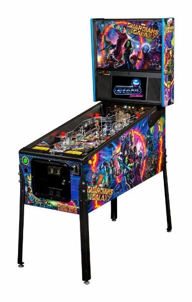 Most expensive pinball machines.- #7 Guardians of the Galaxy Pinball Machine - $9,000