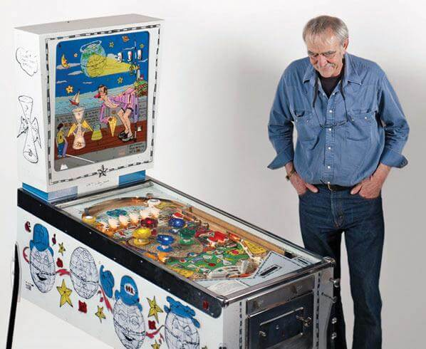 The most expensive pinball machine - #1 Punball: Only One Earth - $125,000