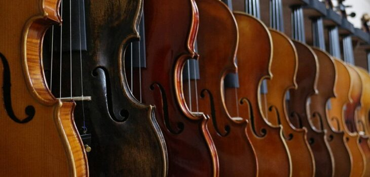 The 10 Most Expensive Violins in the World
