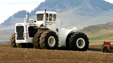 Top 10 most expensive tractors
