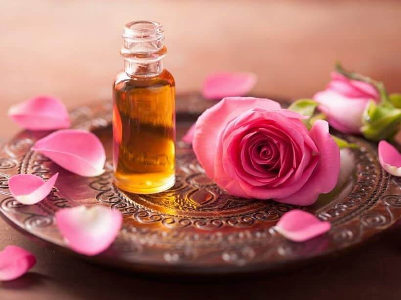 Most Expensive Essential Oils in the World - #6 Rose Essential Oil - $800 per oz.