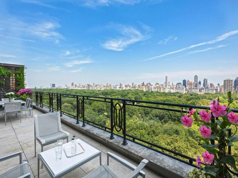 Most Expensive Condos - 9. 15 Central Park West #PH16/17B, New York