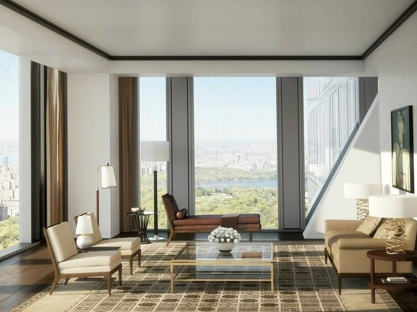 Most Expensive Condos - 7. 53 West 53rd Street #PH78, New York