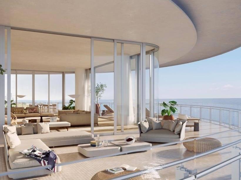 Most Expensive Condos - 12. Eighty Seven Park #PH1, Miami Beach