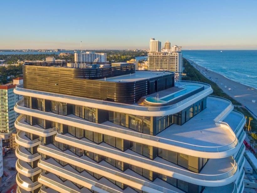 Most Expensive Condos - 14. Faena House Penthouse, Miami Beach