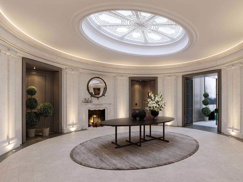 Most Expensive Condos - 3. No.1 Grosvenor Square Penthouse, London