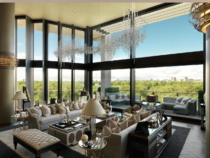 Most Expensive Condos - 2. One Hyde Park Penthouse, London