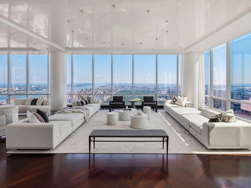 Most Expensive Condos - 4. One57 Penthouse, New York